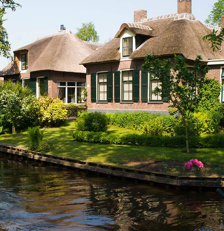 Hasd Villages 9 Giethoorn