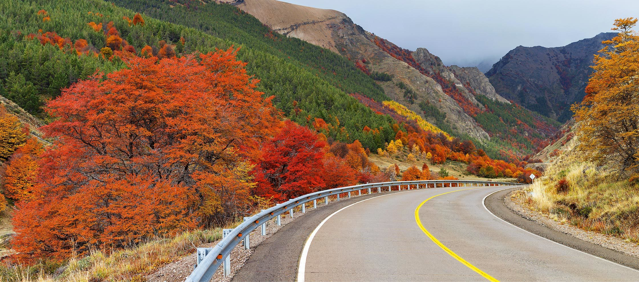 Populaire Spectacular drive through Chile - iFly KLM Magazine IL53