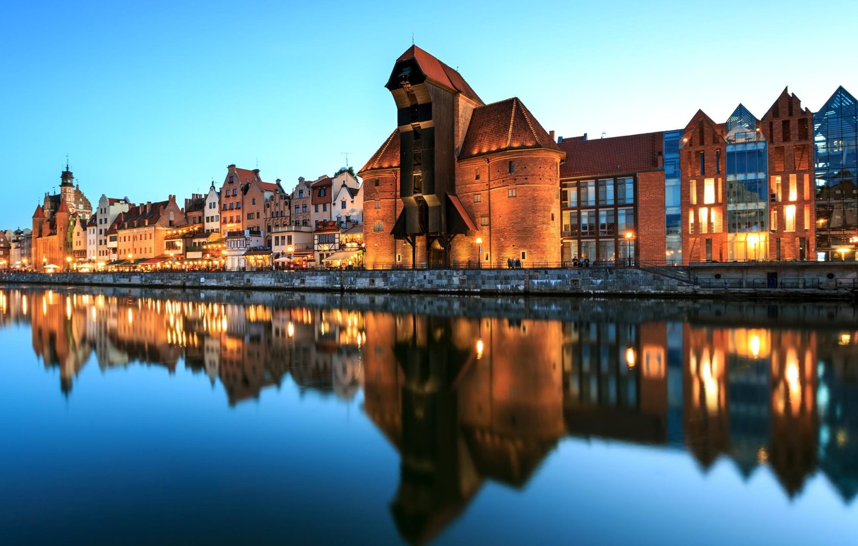 Gdansk Story Filled Seaport Ifly Klm Magazine