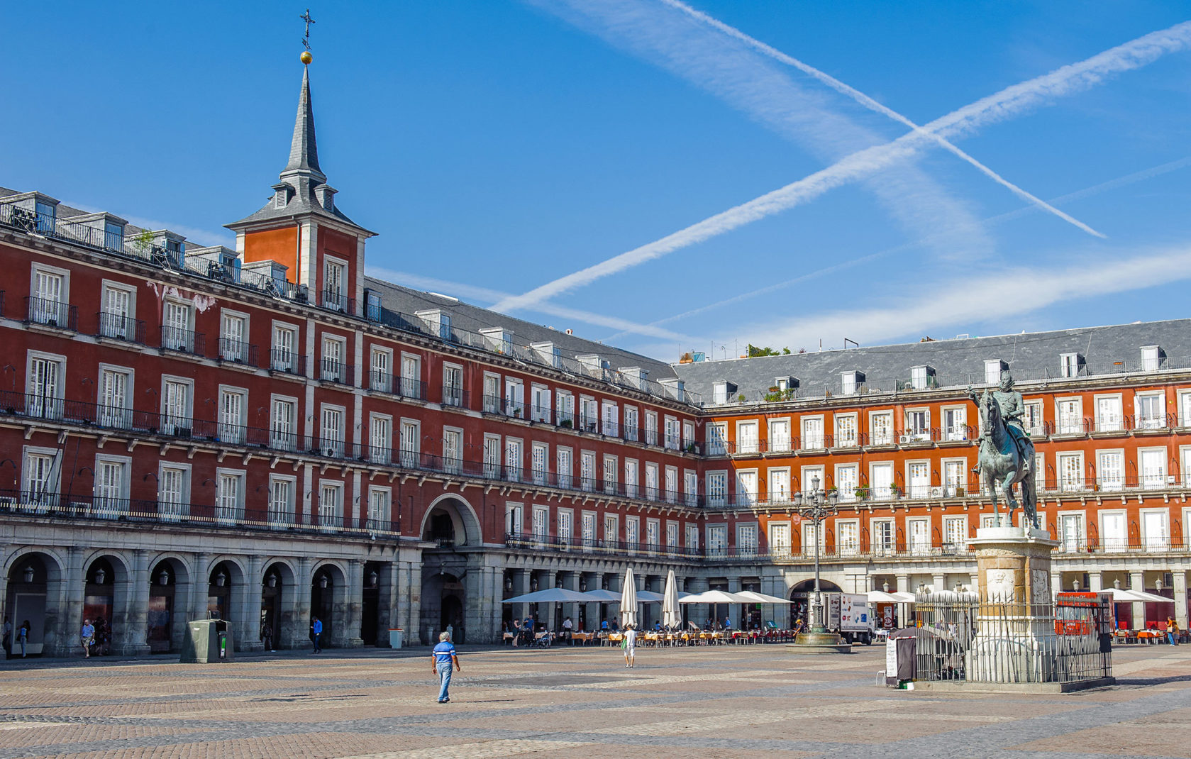 Plaza Mayor - iFly KLM Magazine