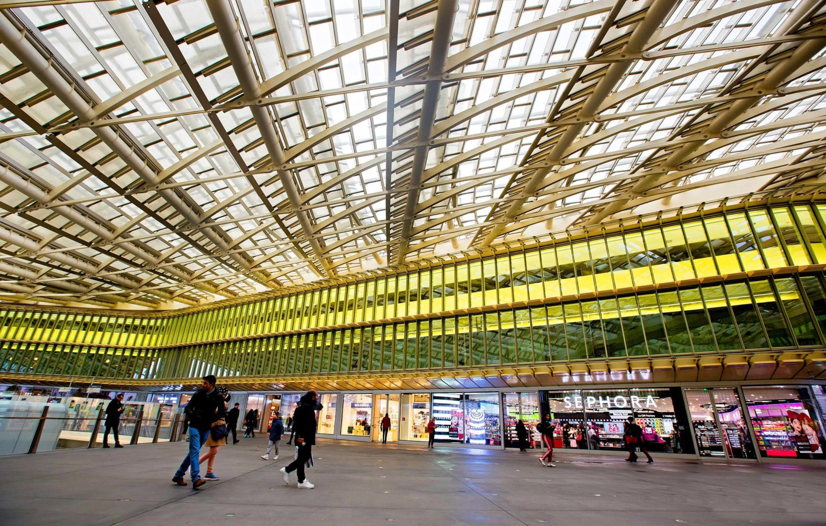 One Story Les Halles 05 Large Img1