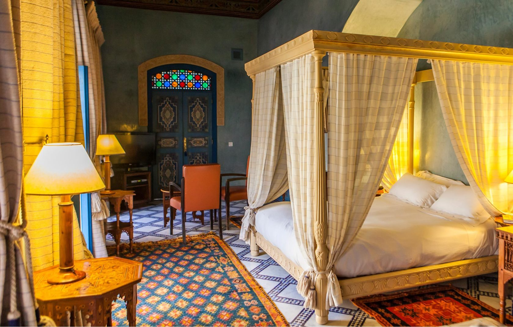 Top5 Romancehotels 07  Marrakesh First Layer C