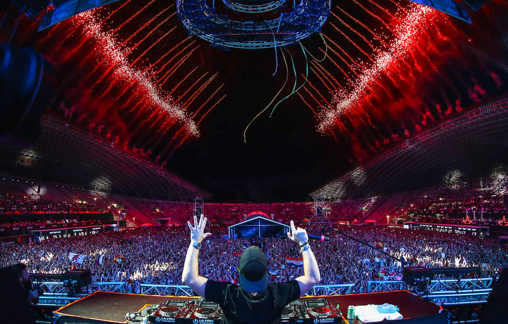 Ultra Europe 01 Header